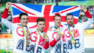 Medal Monday - Memories of a sensational Rio Olympic Games for Team GB's cyclists