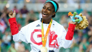 Paralympic gold medallist Cox nominated for prestigious awards
