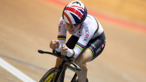 Laura Kenny withdraws from Six Day Berlin and HSBC UK | National Track Championships with injury