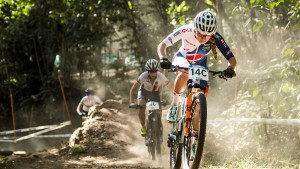 Fourth for GB Cycling Team in UCI Mountain Bike World Championships team relay