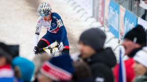 Britain's Tom Pidcock wins first under-23 UCI Cyclo-cross World Cup race