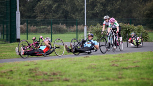 British Cycling opens two HSBC UK Disability Hubs in London