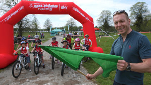 Go-Ride celebrates first year of Evans Cycles partnership at Hoy 100 sportive