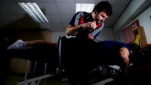 Phil Burt - Physiotherapist