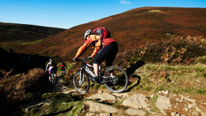 Off-road riding for road cyclists