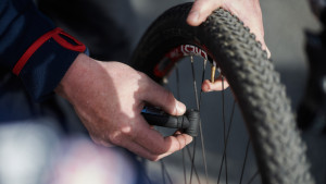 Tubeless tyre set-up tips