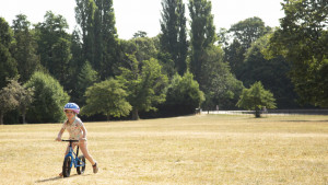 Pioneering National Trust partnership offers family bike borrowing