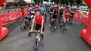 Ambassador Rachel Riley joins 250 women for fantastic day of cycling in Windsor