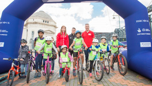 Nearly half a million people participate in British Cycling and HSBC UK participation programmes in 2017