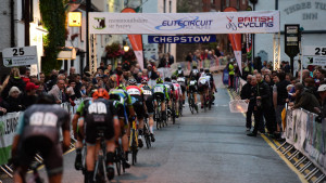 Abergavenny Festival of Cycling begins with Chepstow GP