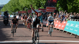 Stewart conquers Welsh roads to win 2016 Velothon Wales