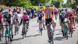 Nikki Juniper wins North Bucks Grand Prix