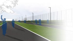 British Cycling part-funds new cycling circuit project in Leeds
