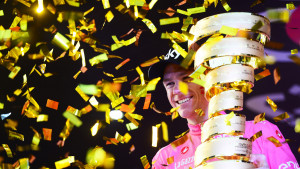 Froome completes Grand Tour Grand Slam at thrilling Giro d'Italia