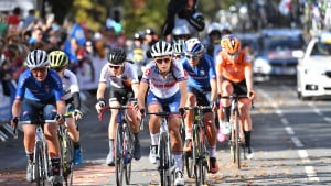 Deignan gives gritty performance in Yorkshire