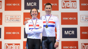 Archibald family steal show at HSBC UK | National Track Championships