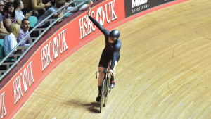 Kenny back on top of the podium as Archibald completes hat-trick at HSBC UK | National Track Championships