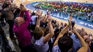Exclusive priority access to Tissot UCI Track Cycling World Cup, London tickets for British Cycling members