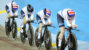 British Olympic stars set to shine at the TISSOT UCI Track Cycling World Cup, London