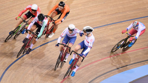 Walls and Wright win madison silver at Tissot UCI Track Cycling World Cup - Day 2