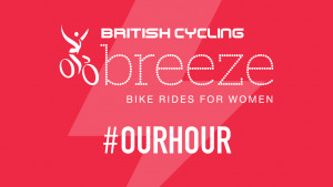 Women: Play your part in the Breeze #OurHour record in Manchester
