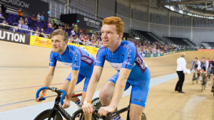 Scotland Burness Paull gear up for Manchester round of Revolution Series