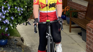 NHS key worker Mandy explains how cycling has helped her physical and mental health during COVID-19