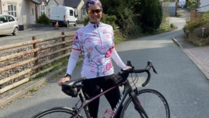 """Cycling has been incredibly important to my mental health during this crisis"""