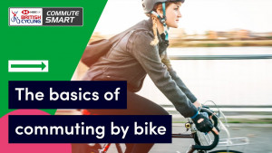 The basics of commuting by bike - Commute Smart