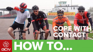 How to cope with contact - Racesmart