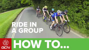 How to ride in a group - Ridesmart