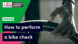 How to check your bike is ready for your commute - Commute Smart