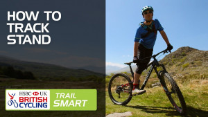 How to: track stand on a mountain bike - Trail Smart