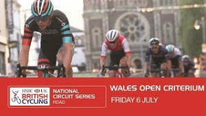 Newly-crowned national road champion Swift continues winning streak with Wales Open Crit win