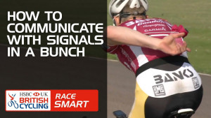 How to communicate with signals in a bunch - Race Smart