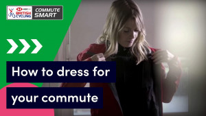 How to dress for your cycling commute - Commute Smart