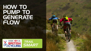 How to pump to generate flow on a mountain bike - Trail Smart
