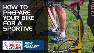 How to prepare your bike for a sportive - Ridesmart