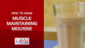 Muscle Maintaining Mousse