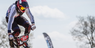 Video: How Britain's Liam Phillips won the 2015 UCI BMX Supercross World Cup