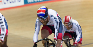 Great Britain Cycling Team named for 2016 UCI Para-cycling Track World Championships