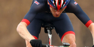 Team GB's Grant Ferguson finishes 17th in Olympic mountain bike debut