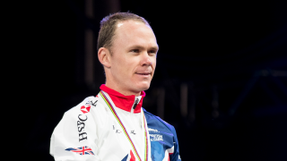 Chris Froome won bronze in the time trial at the UCI Road World Championships in Bergen, Norway