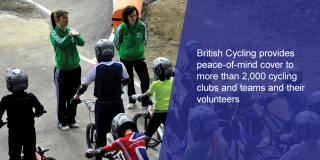 British Cycling insurance for clubs
