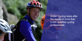 Insurance for British Cycling coaches, leaders and instructors