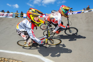 Help to make events like this happen - volunteer at your local BMX club.