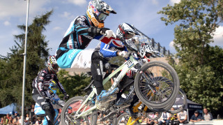 Perry Park - host of the Birmingham BMX Club - has gone on to host British BMX Series rounds and the British Cycling National BMX Championships and the outdoor track is popular amongst riders.