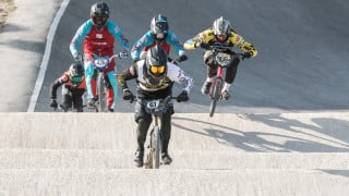 Superclass HSBC UK | BMX National Series champion Curtis Manaton