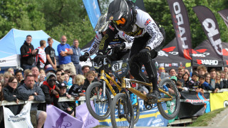 Curtis Manaton at the HSBC UK | BMX National Series