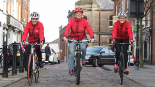 HSBC UK Breeze has created more opportunites for women to enter competitive cycling events